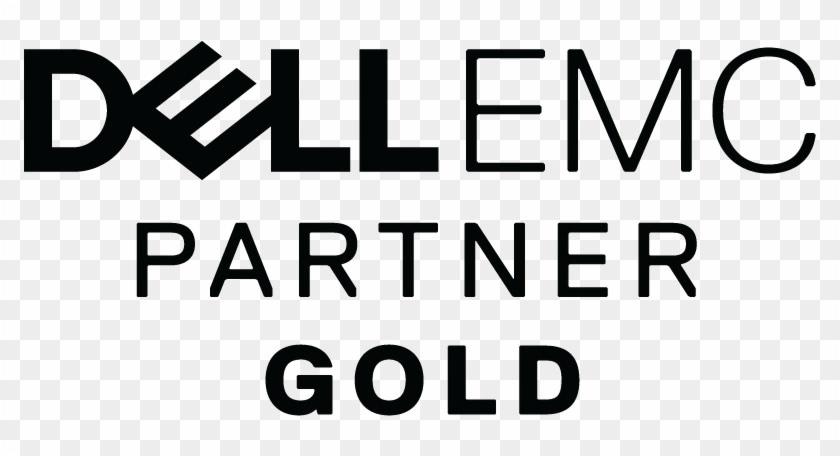 logo Dell Partner Gold