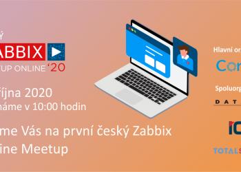 Pozvánka na první český Zabbix Online Meetup